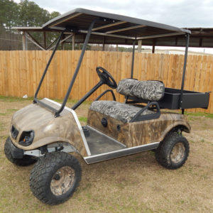 custom golf cart for sale in durham nc