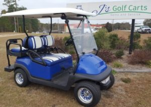 2016 Club Car Precedent Blue