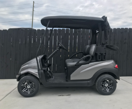 Golf Ready Graphite Cart for Sale Main