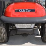 Red Golf Cart Lightbar