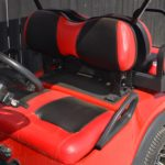 Red Golf Cart Seats