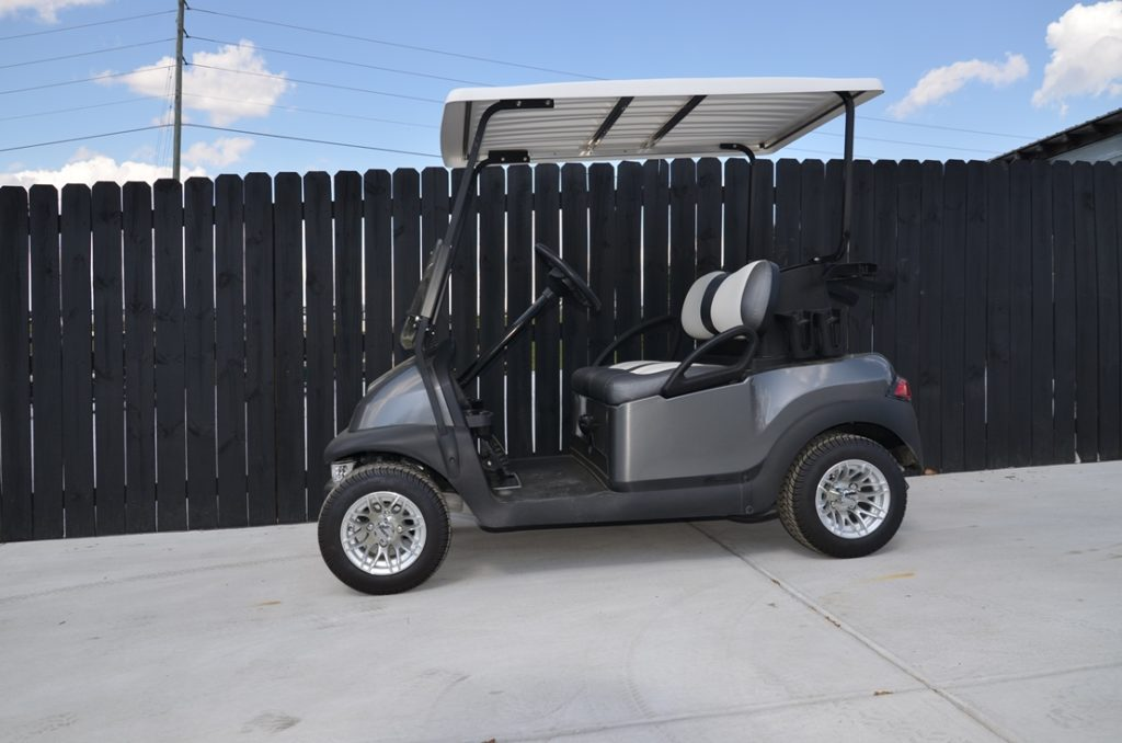 Graphite Golf Ready Cart for Sale