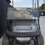 Graphite Golf Ready Cart Front