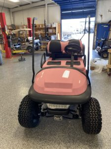 reconditioned cart front