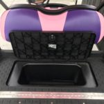 Pink Golf Cart for Sale Storage