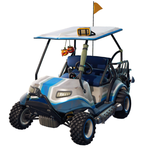 How to Get The All Terrain Kart (ATK) Golf Cart Vehicle in Fortnite