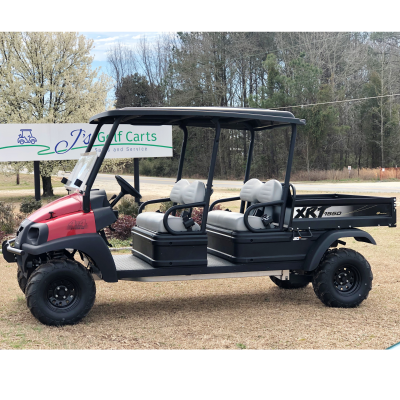 long offroad golf cart
