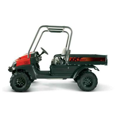 xrt golf cart that can tow